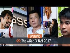 Russian navy vessels, Diokno on Duterte, Pacquiao | Evening wRap - WATCH VIDEO HERE -> http://dutertenewstoday.com/russian-navy-vessels-diokno-on-duterte-pacquiao-evening-wrap/   Today on Rappler: – 2 Russian navy vessels arrive in Manila – Diokno: Differentiate Candidate Duterte from President Duterte – Business optimism in PH 2nd highest in Asia despite 3rd quarter dip – MMFF withdraws FPJ Memorial Award to Oro – Koncz: Pacquiao open to...