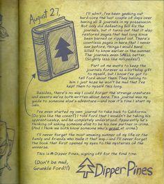 Libro Gravity Falls, Gravity Falls Book, Gravity Falls Journal, Dipper And Mabel, Journal 3, Cartoons, Army, Animation, Windows