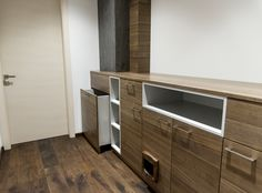 Hallway floor Cat litter box laundry box / Minns Things / House interior design ideas inspiration