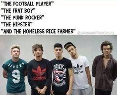 I'm I love with the homeless rice farmer