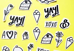 Make Your Own Temporary Tattoos on Etsy
