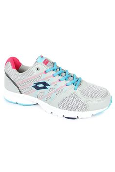 The new Venus W shoe by Lotto an amazing choice for the women who need comfort, style & durability all at once. A shoe with great style and comfort good both for sports wear & casual purposes.