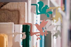 tendence 2012: jungle bookmark by dcell