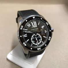 Band is in excellent condition. Cartier Calibre, Automatic Watch, Casio Watch, Smart Watch, Watches, Band, Accessories, Smartwatch, Sash