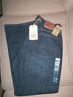 $15.00         Mouse over to Zoom  -  Click to Enlarge                                                                                                                                                                                                                                                                                                                                       Men's Jeans Size 34 x 32 By Lucky Brand 181 Relaxed Men's Jeans