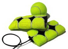 Recycled Tennis Ball iPhone 4 4s 5