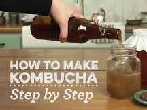 How To Finally Learn To Make Your Own Delicious Kombucha | Rodale's Organic Life