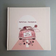 Βιβλίο ευχών, Just married - Custom made wish book Just Married, Books, Art, Art Background, Libros, Kunst, Book, Book Illustrations, Libri