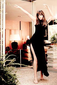 Dakota Johnson for Vogue US, February.