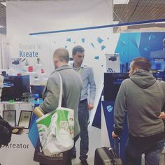 Something we liked from Instagram! Busy time at #RemaDays #Warsaw 2016! Come and join us in booth I38 Hall F at Ptak Warsaw Expo and let's talk about #3Dprinting :) #fair #3DKreator #event #fame #KreatorMotion #3dprinter #3dscanner #david #create #people #maker #geek #3dprinted #3dprint #3dmodel by 3dkreator check us out: http://bit.ly/1KyLetq