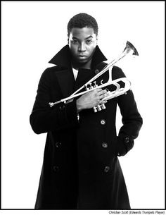 Christian Scott, also known as Christian aTunde Adjuah is the 2010 & 2012 Edison Award winner for Best International Jazz Artist and a Grammy Award-nominated jazz trumpeter, composer, producer and actor. #jazz