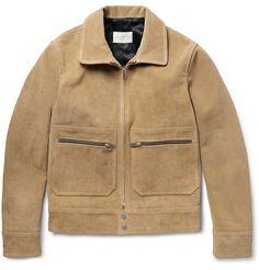 Sandro suede jacket