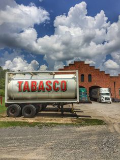 Tabasco Hot Pepper Sauce Plant Avery Island Louisiana 7384D