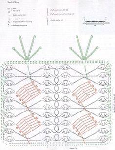 Etoles colorées et leurs grilles gratuites , au crochet ! - Le blog de Anne