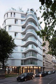 Villa Saxe, ecdm   Paris   France   MIMOA
