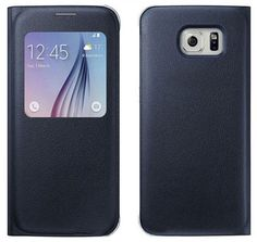 Galaxy Note 7 Case, Samsung Note 7 Case, Huijukon Premium Leather View Window…