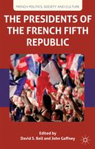 A 2013 edited book with chapters on presidents of France