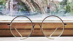 SEMI RIMLESS ROUND FRAME  ELECTRA - INTELLECTUALLY BEAUTIFUL- #carryyourmoodaround #vagati #vagatieyewear 💫 Round Frame, Round Glass, Beautiful