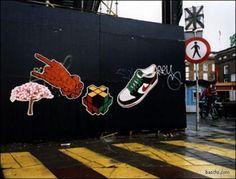 BETAMAXXX wooden plate rebus Eindhoven 2003