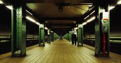 Love this !! The trains underground waiting the sounds the people the ride up or downtown ! LOVE THE NYC SUBWAY !