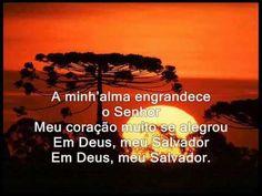 A minha alma engrandece o Senhor