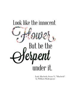 William Shakespeare, Macbeth.
