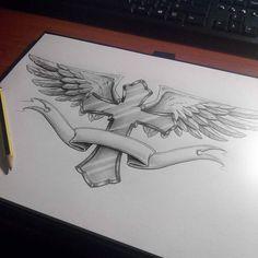 """Mi piace"": 77, commenti: 5 - Gennaro Liotti (@geliart) su Instagram: ""Sketch ready to get ink! #art #artist #artoftheday #artsy #beautiful #creative #draw #drawing…"""