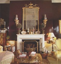 Mario Buatta Home | What are some of your favorite no-longer-exist magazines?