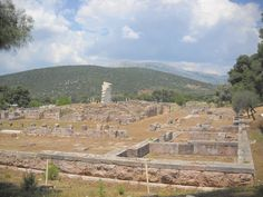 Ancient Epidavros, Greece