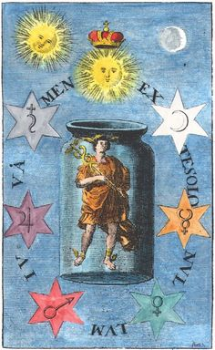 Image size: Album: Alchemical And Hermetic Emblems Images in Album: Category: Alchemical Pictures; Engraving 1 From Ashmole Theatrum Chemicum Br and others. Alchemy Art, Alchemy Symbols, Magnum Opus, Tarot, Sun Worship, Esoteric Art, Gothic Art, Ancient Art, Sacred Geometry