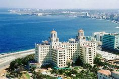 most beautiful mountains in cuba | The Hotel Nacional de Cuba has the most central position in Havana ...