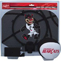 Rawlings Cincinnati Bearcats Slam Dunk Softee Hoop Set, Team