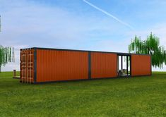 We are one the leading container design and container production company in Europe. Container Design, Outdoor Furniture, Outdoor Decor, Outdoor Storage, Garage Doors, House, Home Decor, Homemade Home Decor, Haus