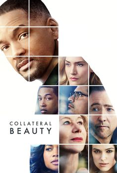 Collateral Beauty poster (Will Smith Edward Norton Keira Knightley Michael Pena Kate Winslet Helen Mirren) Films Hd, Films Cinema, Hd Movies, Movies To Watch, Movies Online, Movies And Tv Shows, 2016 Movies, Movies Free, Kate Winslet