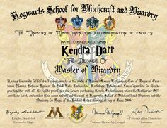 Follow along with this tutorial to create your own Harry Potter Hogwarts diploma. Includes sources for text and images.