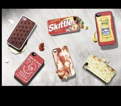 Yummy food cases