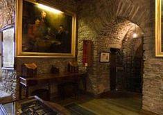 Manny August FitzStephen Bono Eilean Donan Castle - Island Castle in Scotland ( inside castle ) Scotland Castles, Scottish Castles, Inside Castles, Castle Rooms, Eilean Donan, Famous Castles, Beautiful Castles, Medieval Castle, Scotland Travel