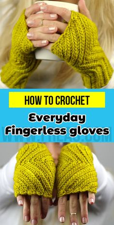 7 Awesome Crochet Patterns You May Have Missed This Week Crochet Ruffle, Cute Crochet, Beautiful Crochet, Crochet Yarn, Crochet Hooks, Crochet Mittens Pattern, Crochet Patterns, Crochet Ideas, Crafty Projects