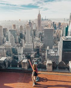 The Perfect Day Top of the rock @urbanoutfitters #uoonyou #bytezza
