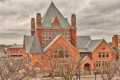 First Presbyterian church in Chatham Ontario