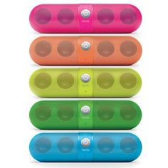 neon pill - beats by dr. dre