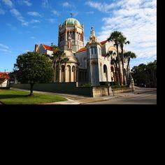 Memorial Presbyterian Church,   St Augustine FL
