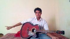 Mitti di khushboo ayushmann khurrana Guitar Cover by Himanshu Pathak with chords.