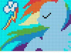 Rainbow Dash by MegaSweet by indidolph.deviantart.com on @deviantART
