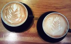 Ahh... coffee for two please.