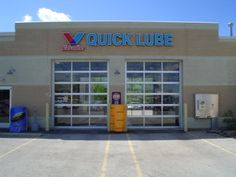 The Quick Lube does oil changes and more, FAST!