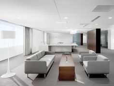 Ascent Private Capital Management's Elegant Minneapolis Offices - Office Snapshots