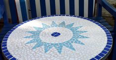 How to Make Your Own Mosaic Table - DIY - helpful.com