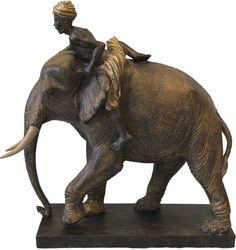 #Dekofiguren Bond, Elephant, Stuff To Buy, Animals, Figurine, Deco, Animales, Animaux, Elephants