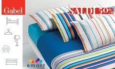 Abbandonati tra le coloratissime e fresche forme dell'edizione limitata Smart di #Gabel, approfitta dello #sconto!http://bit.ly/smartestate